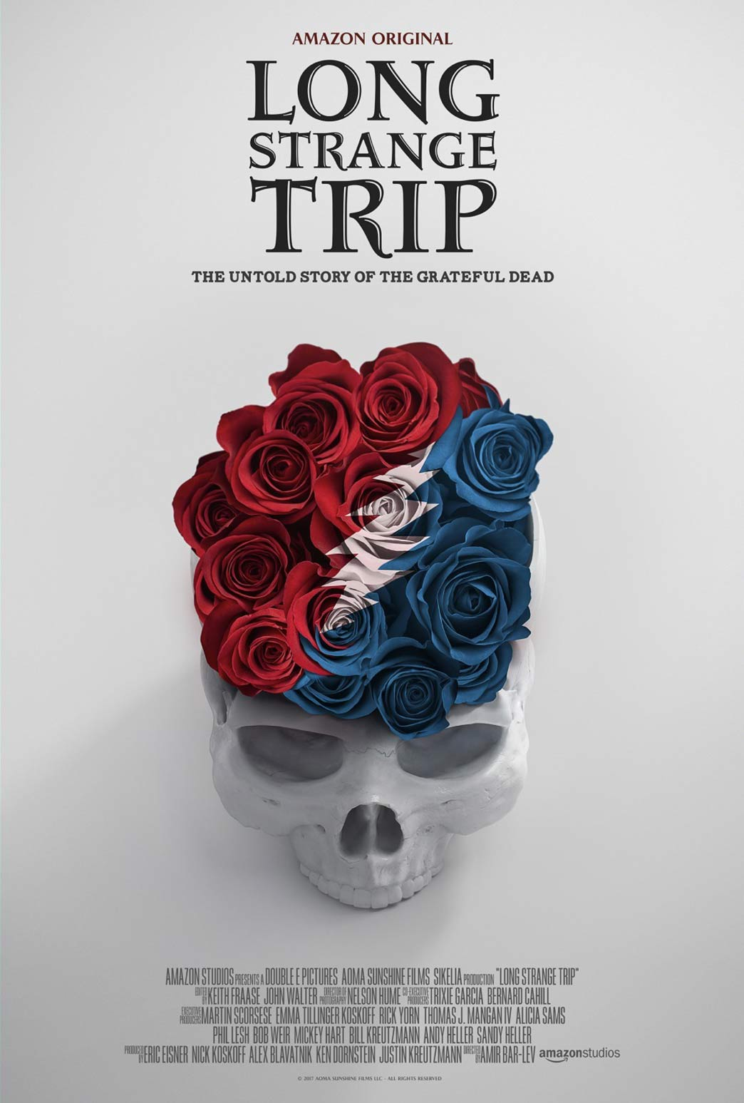 Long Strange Trip Poster #1