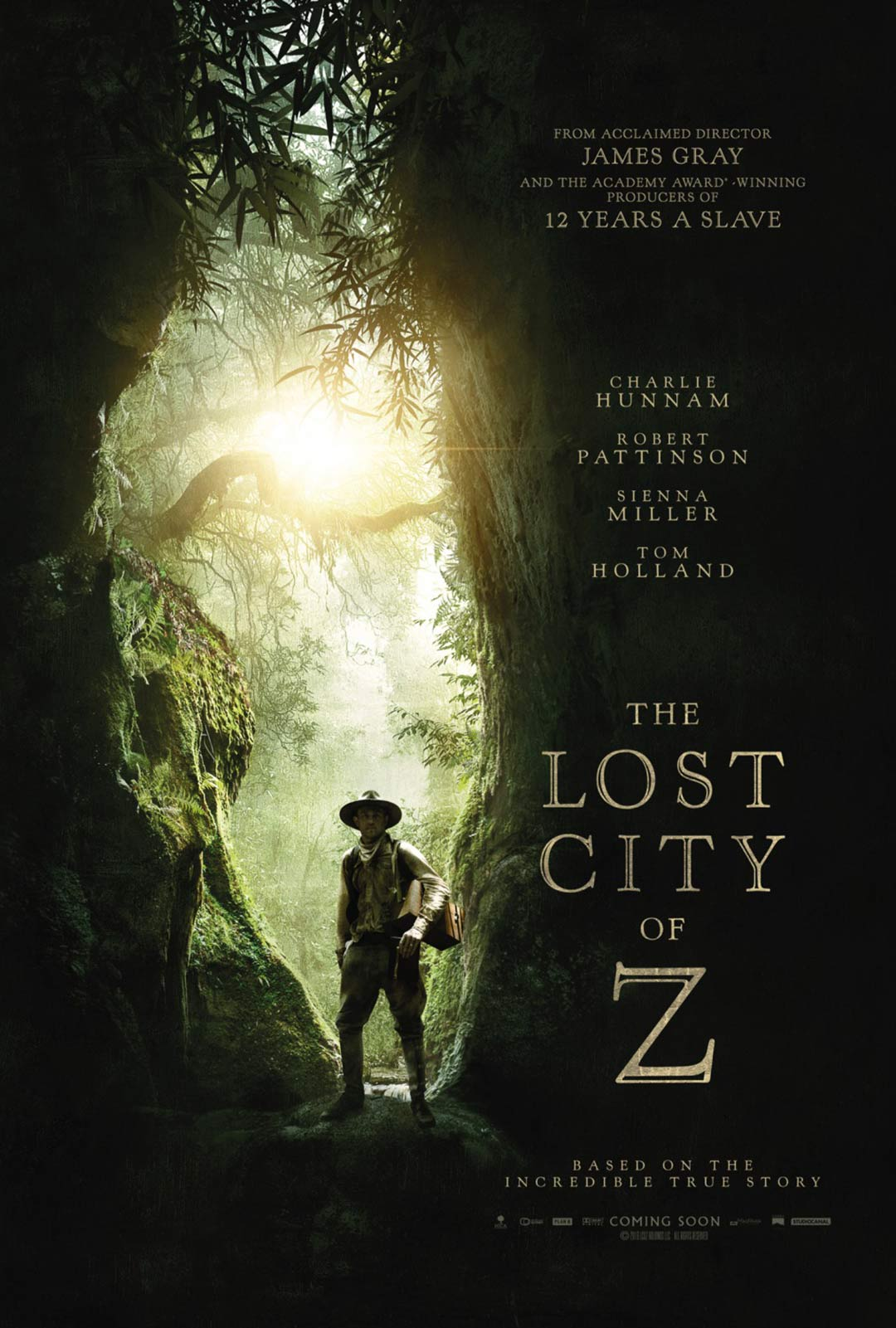 The Lost City of Z Poster #3