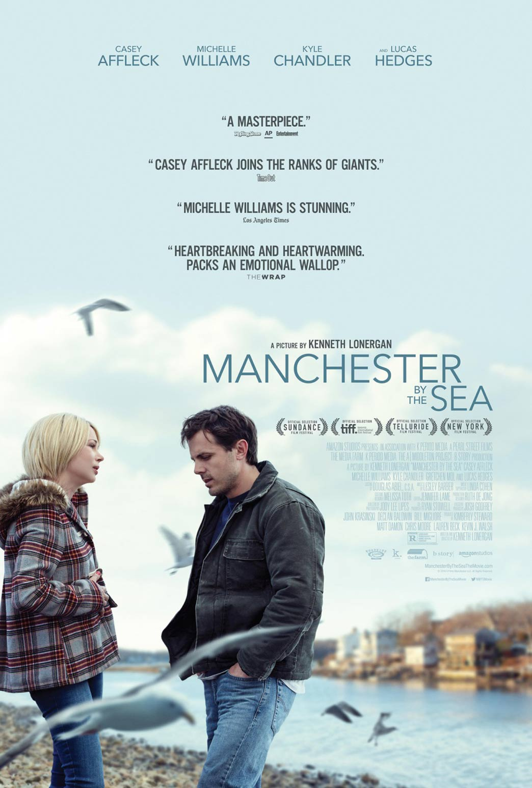 Manchester by the Sea Poster #1