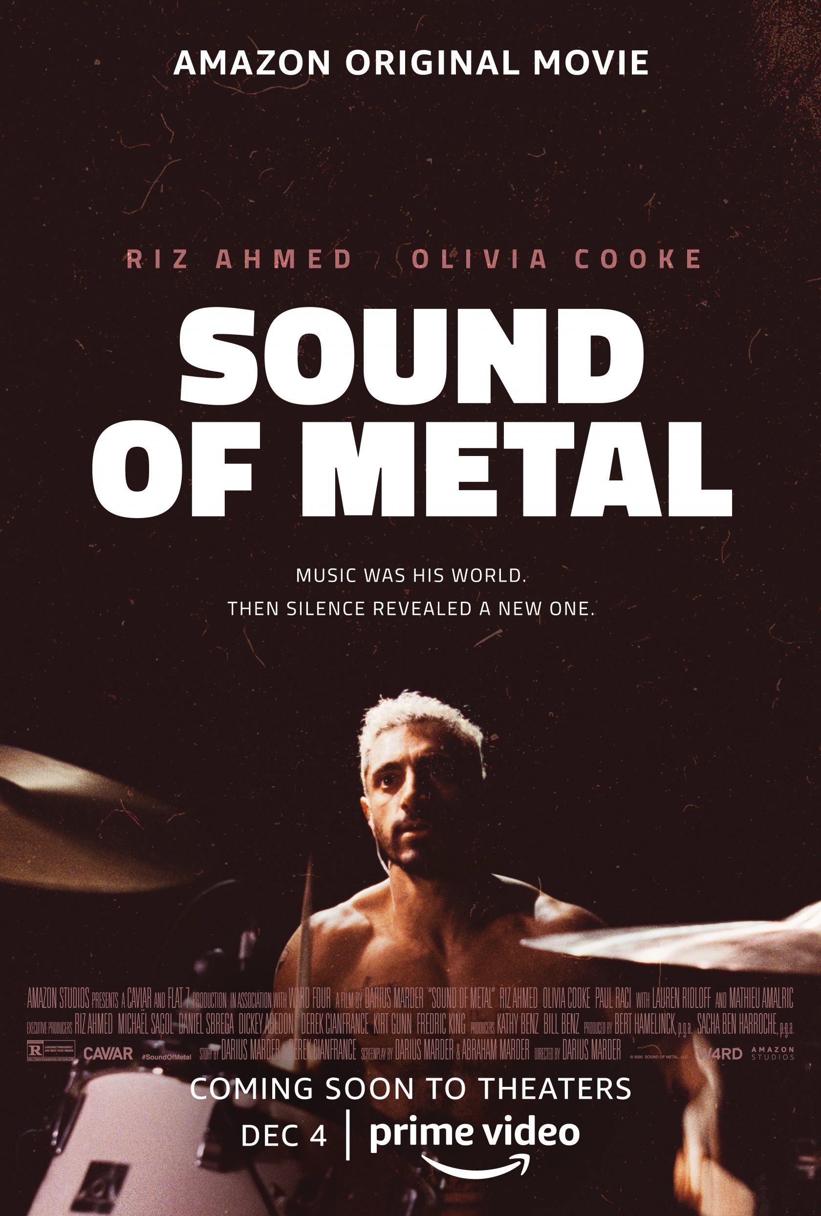 Sound of Metal Poster #1