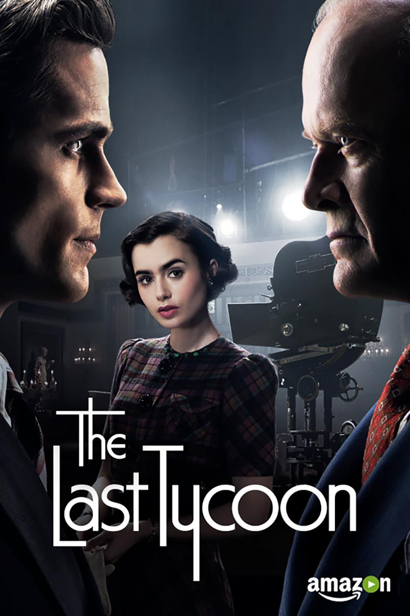The Last Tycoon Poster #1