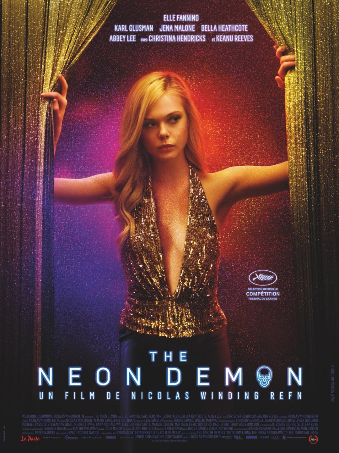 The Neon Demon Poster #2