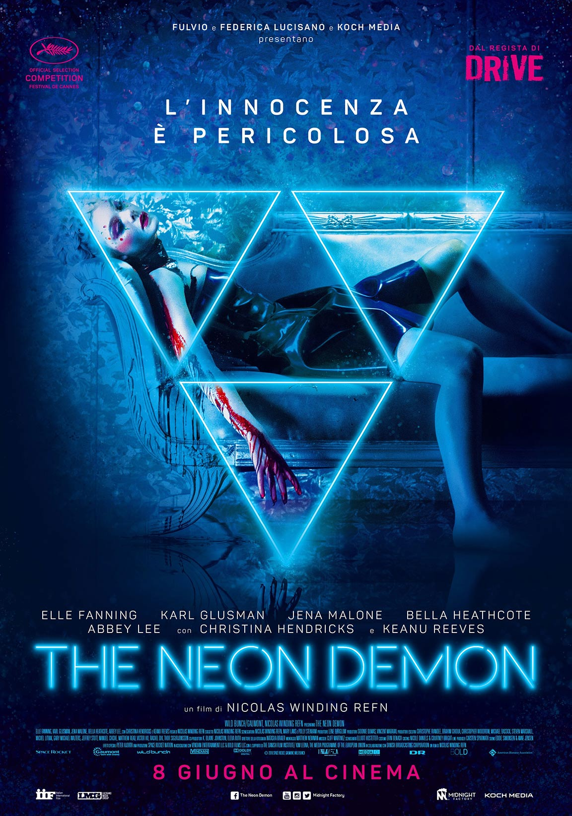 The Neon Demon Poster #4