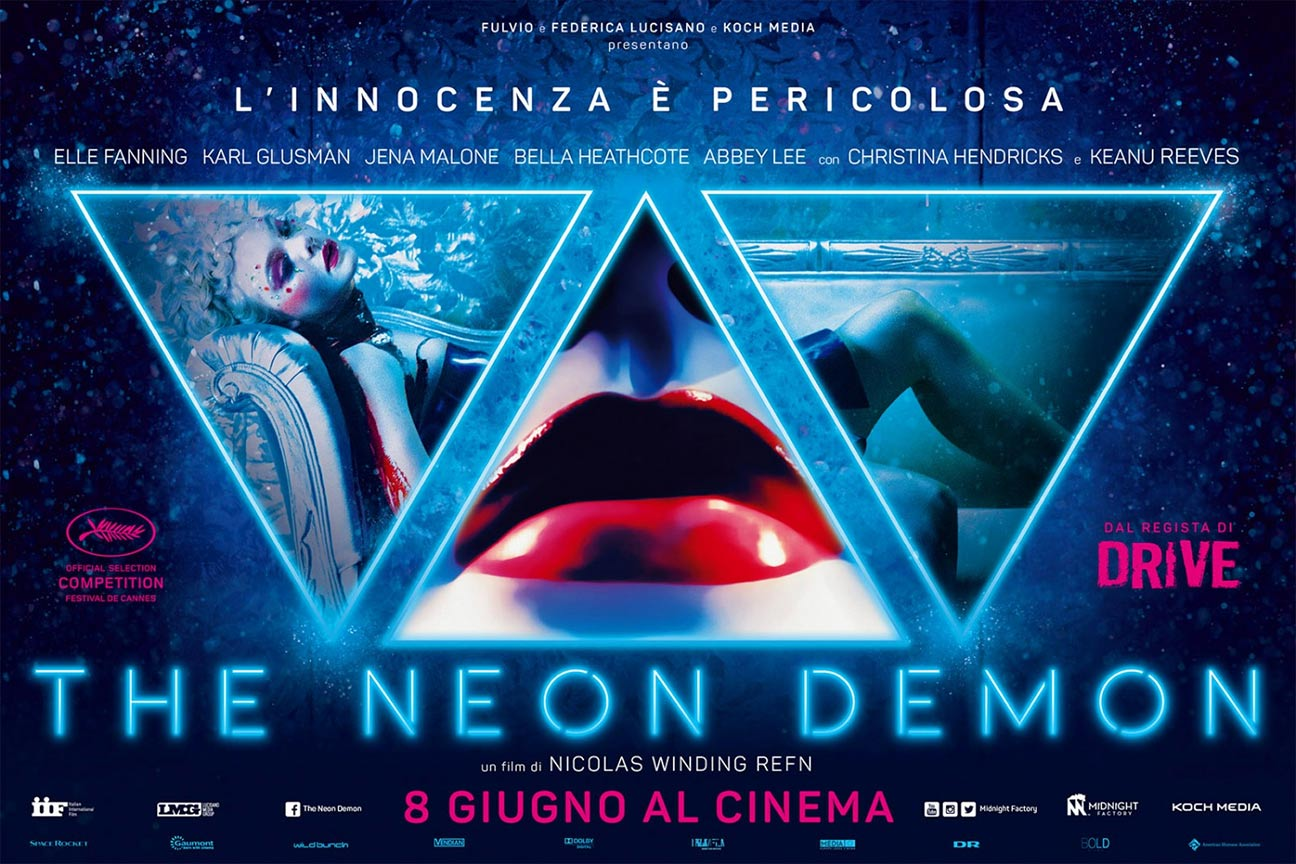 The Neon Demon Poster #6