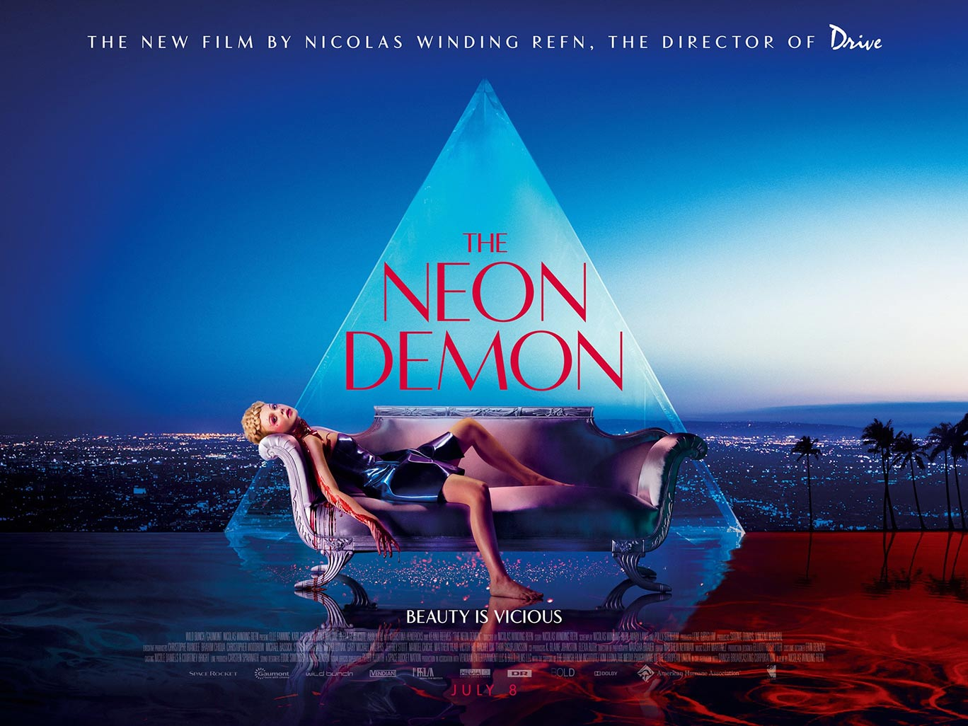 The Neon Demon Poster #7