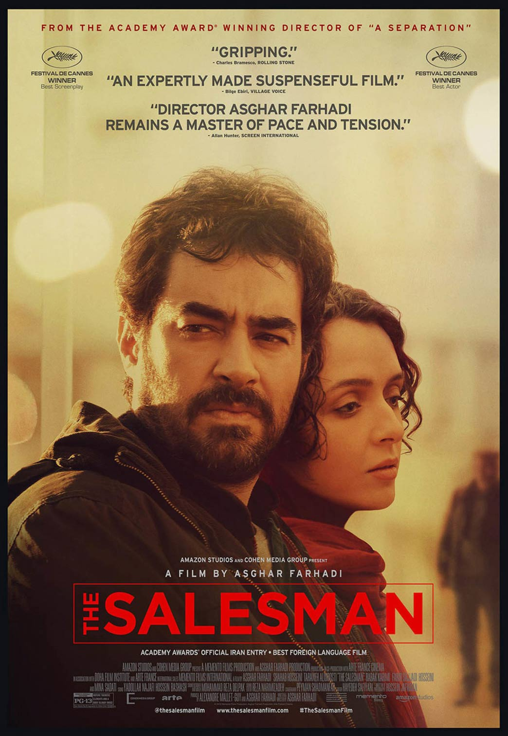 The Salesman Poster #1