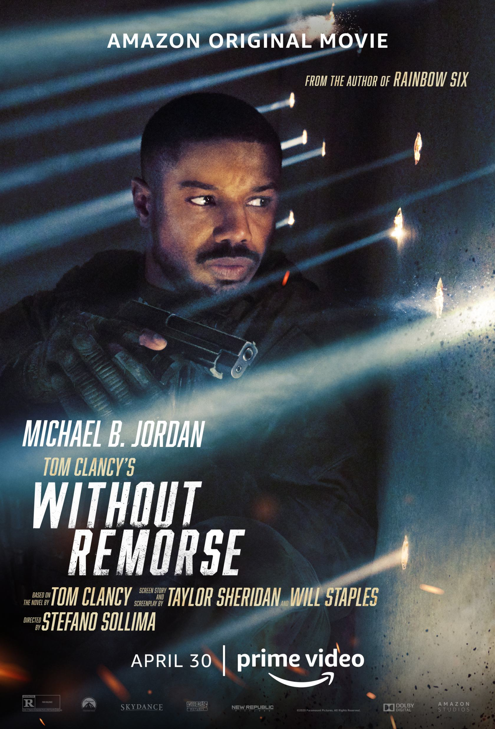 Tom Clancy's Without Remorse Poster #1