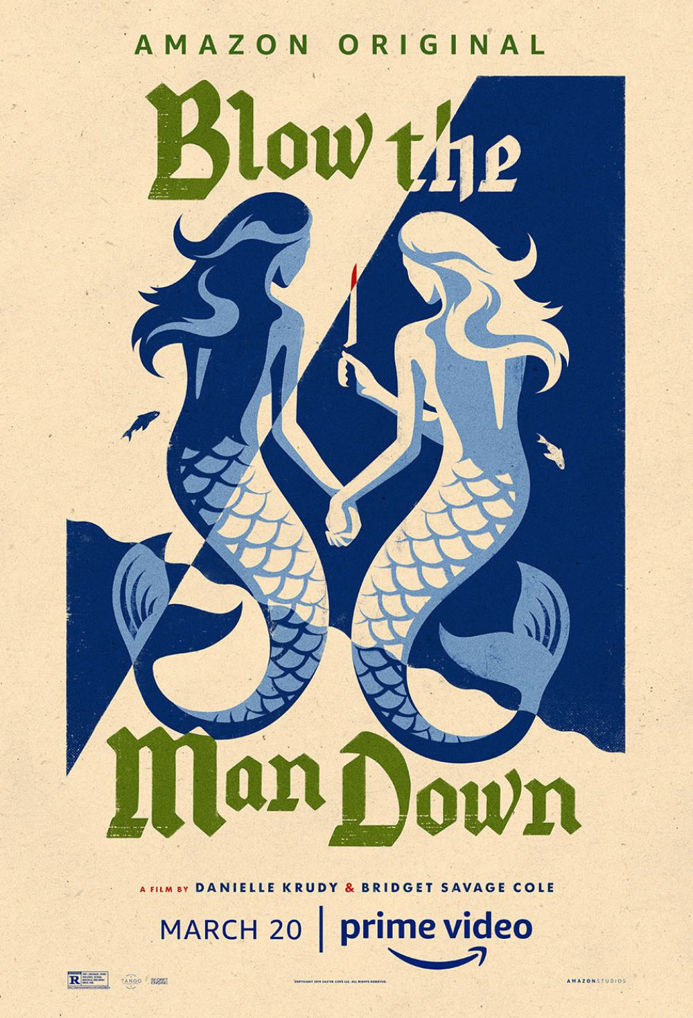 Blow the Man Down Poster #1