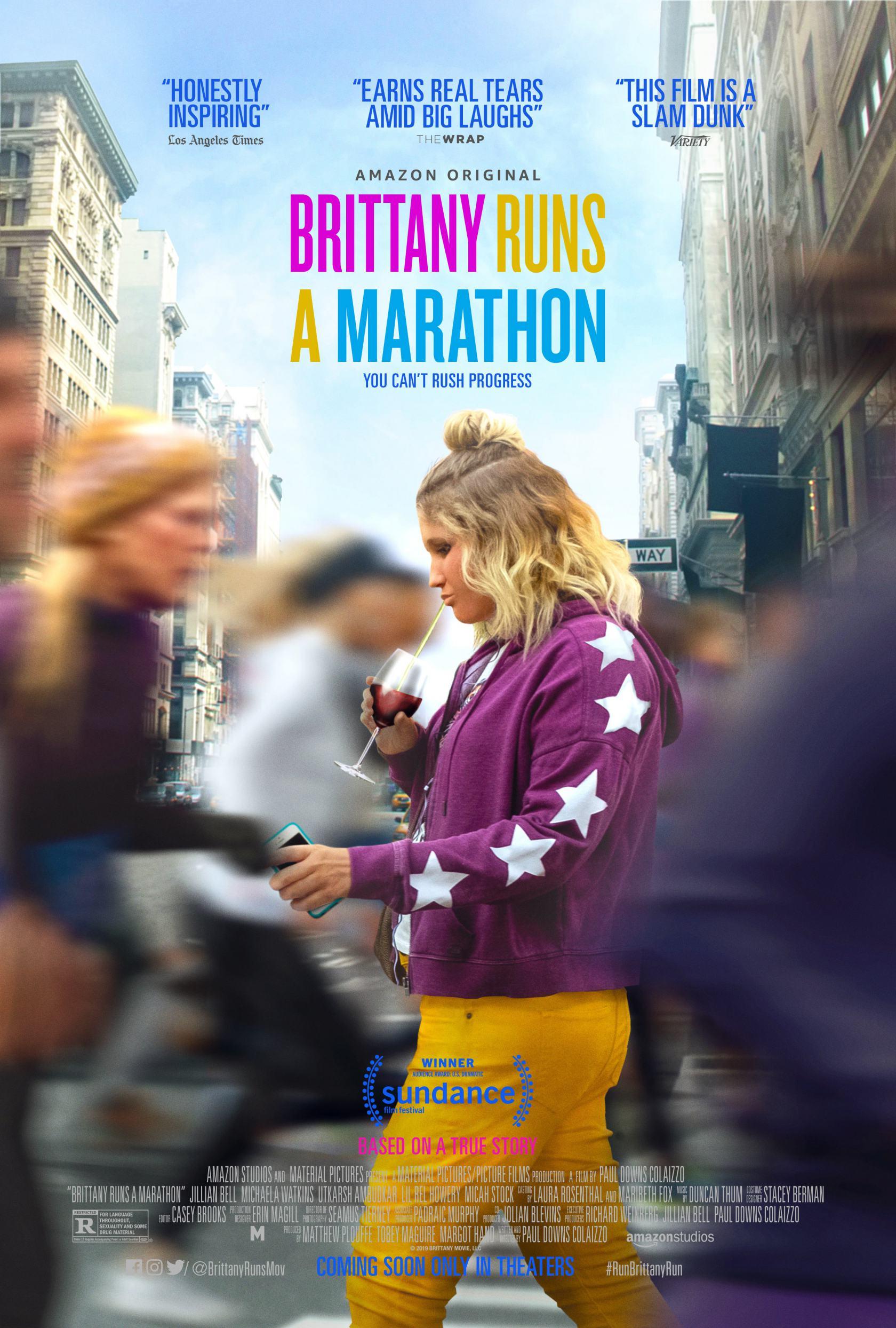 Brittany Runs a Marathon Poster #1