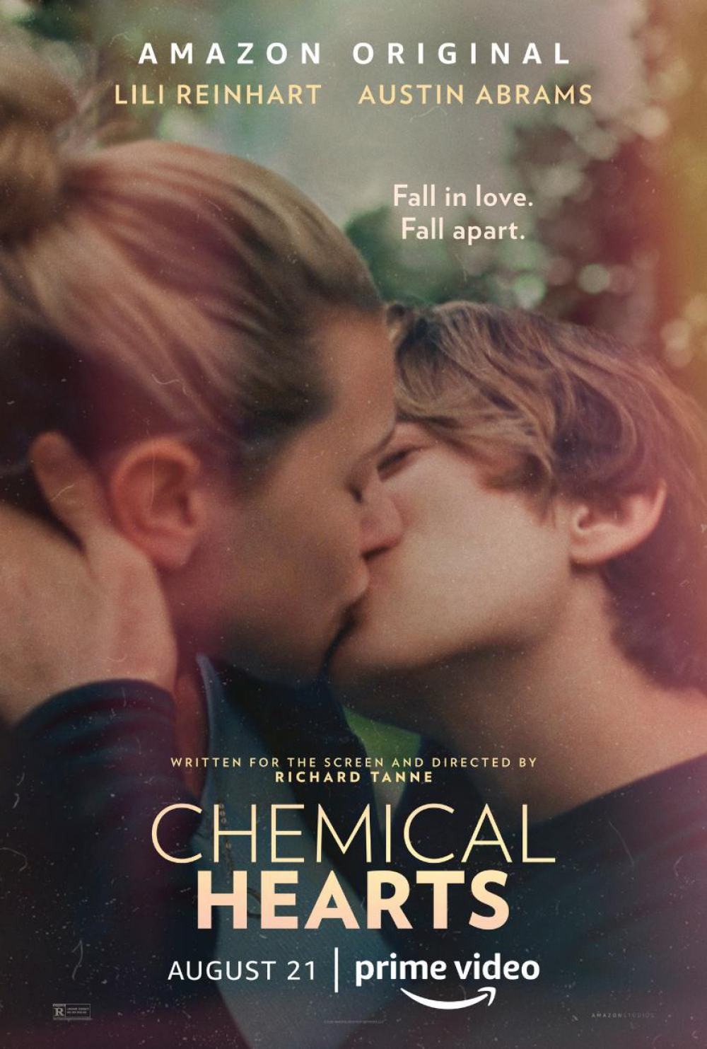 Chemical Hearts Poster #1