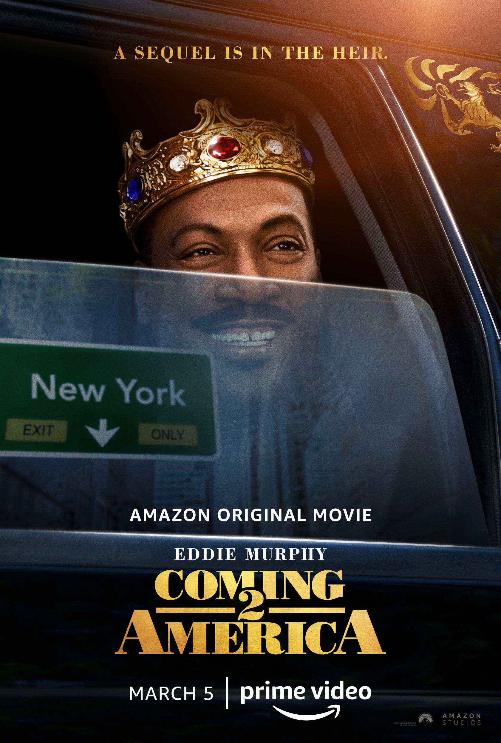 Coming 2 America Poster #1