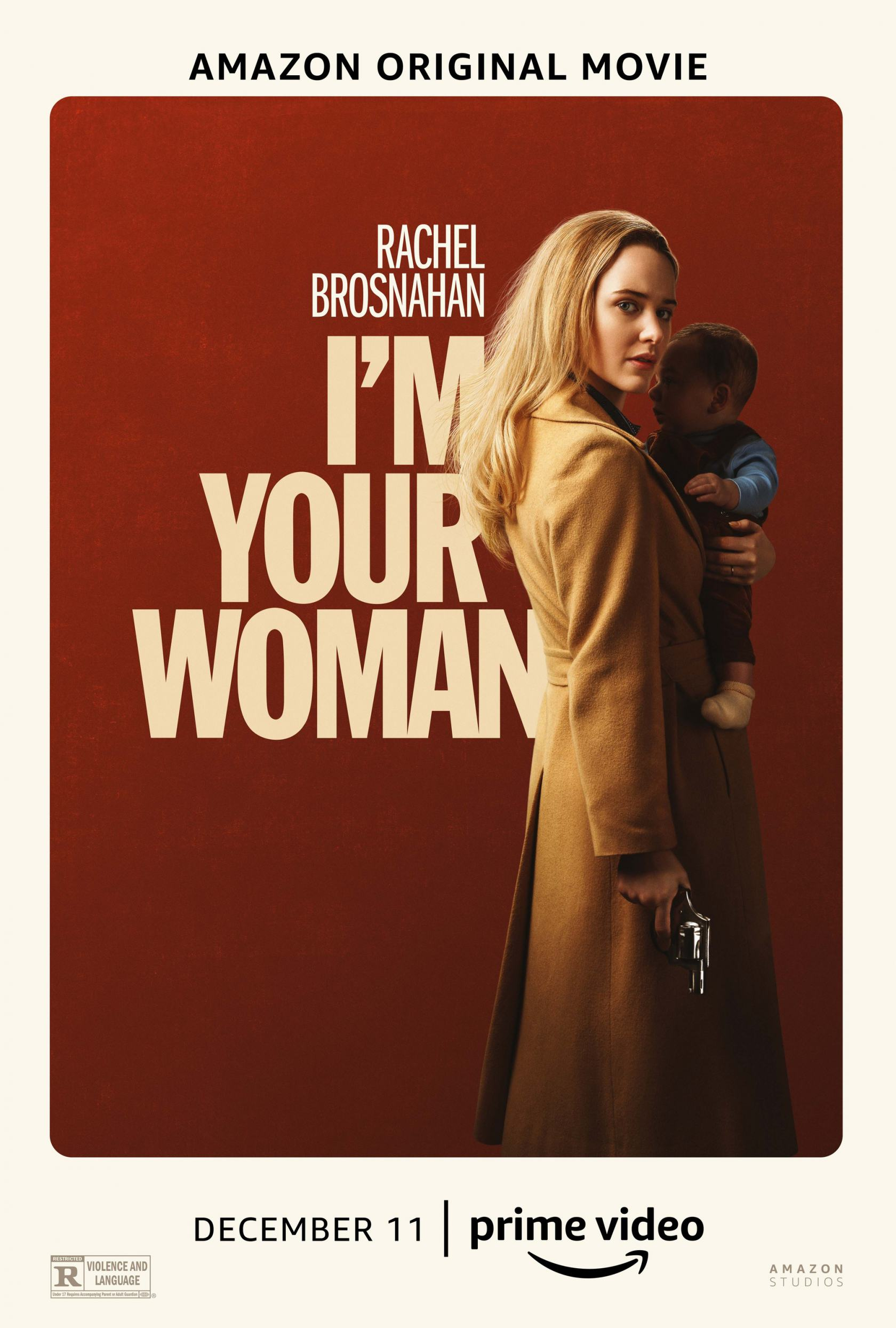 I'm Your Woman (2020) Poster #1 - Trailer Addict