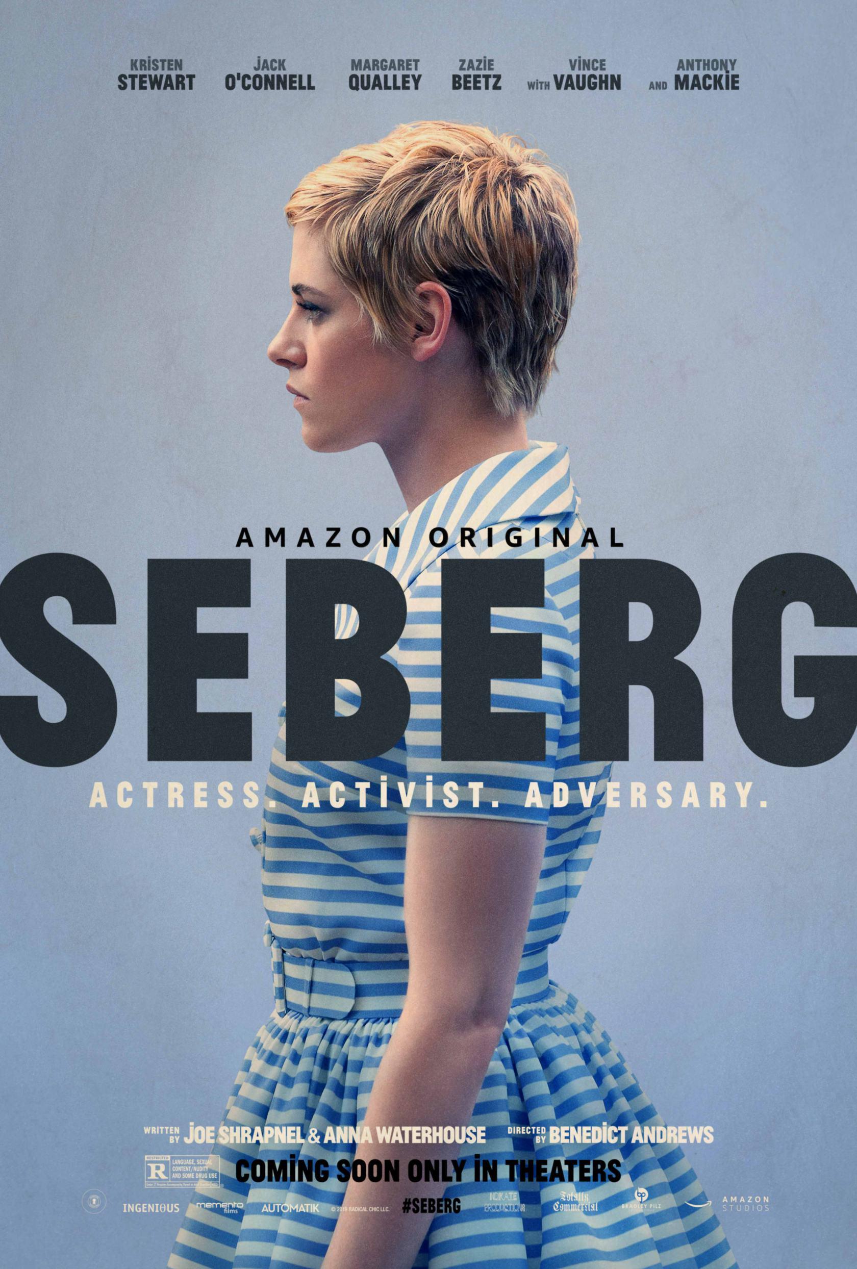 Seberg Poster #1