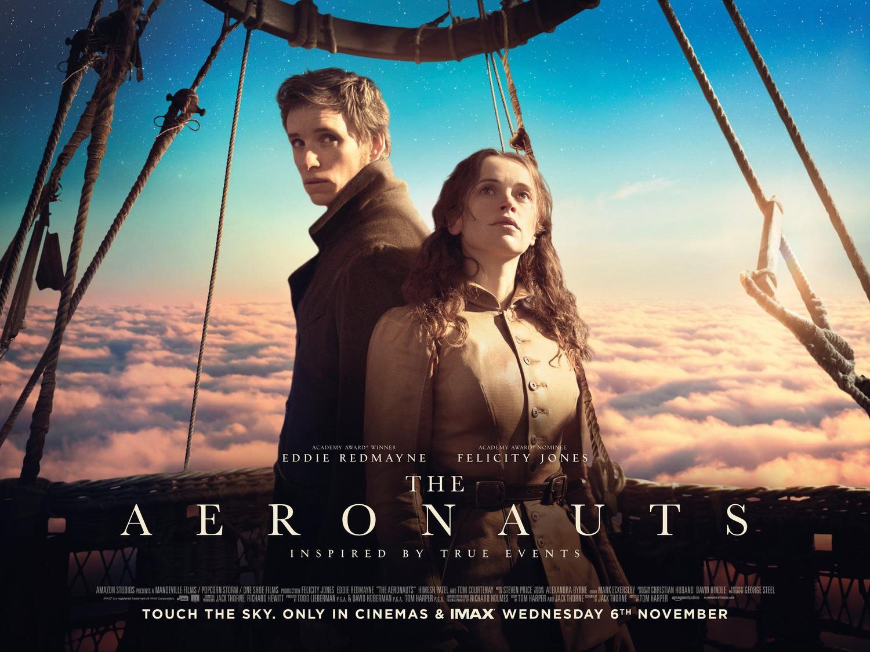 The Aeronauts Poster #2