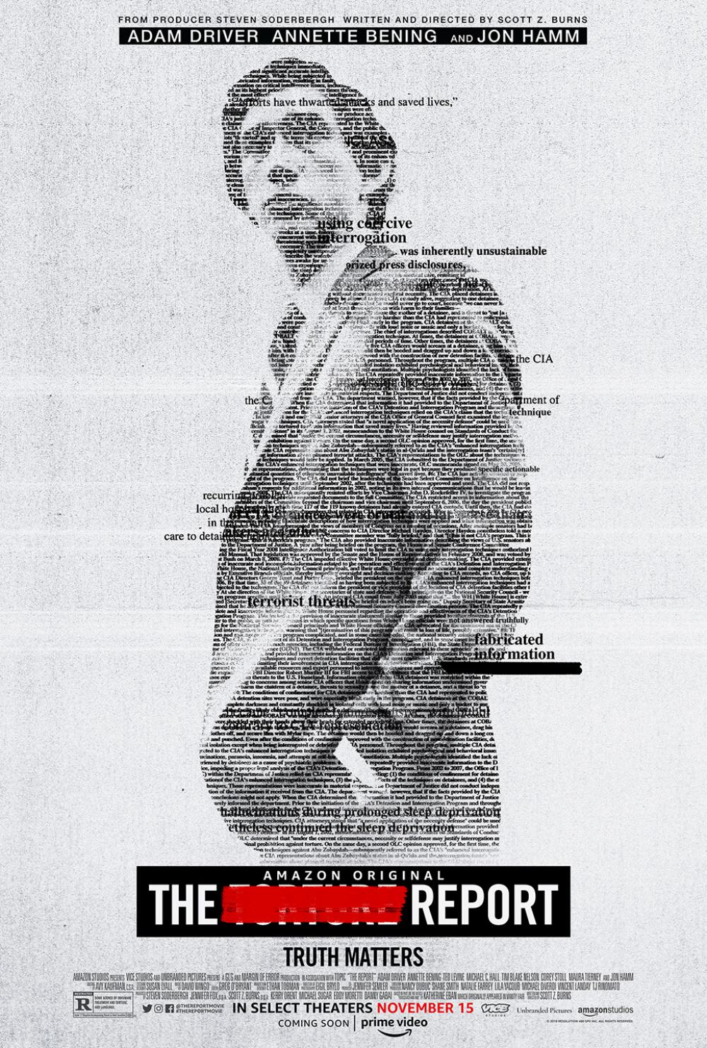 The Report Poster #1