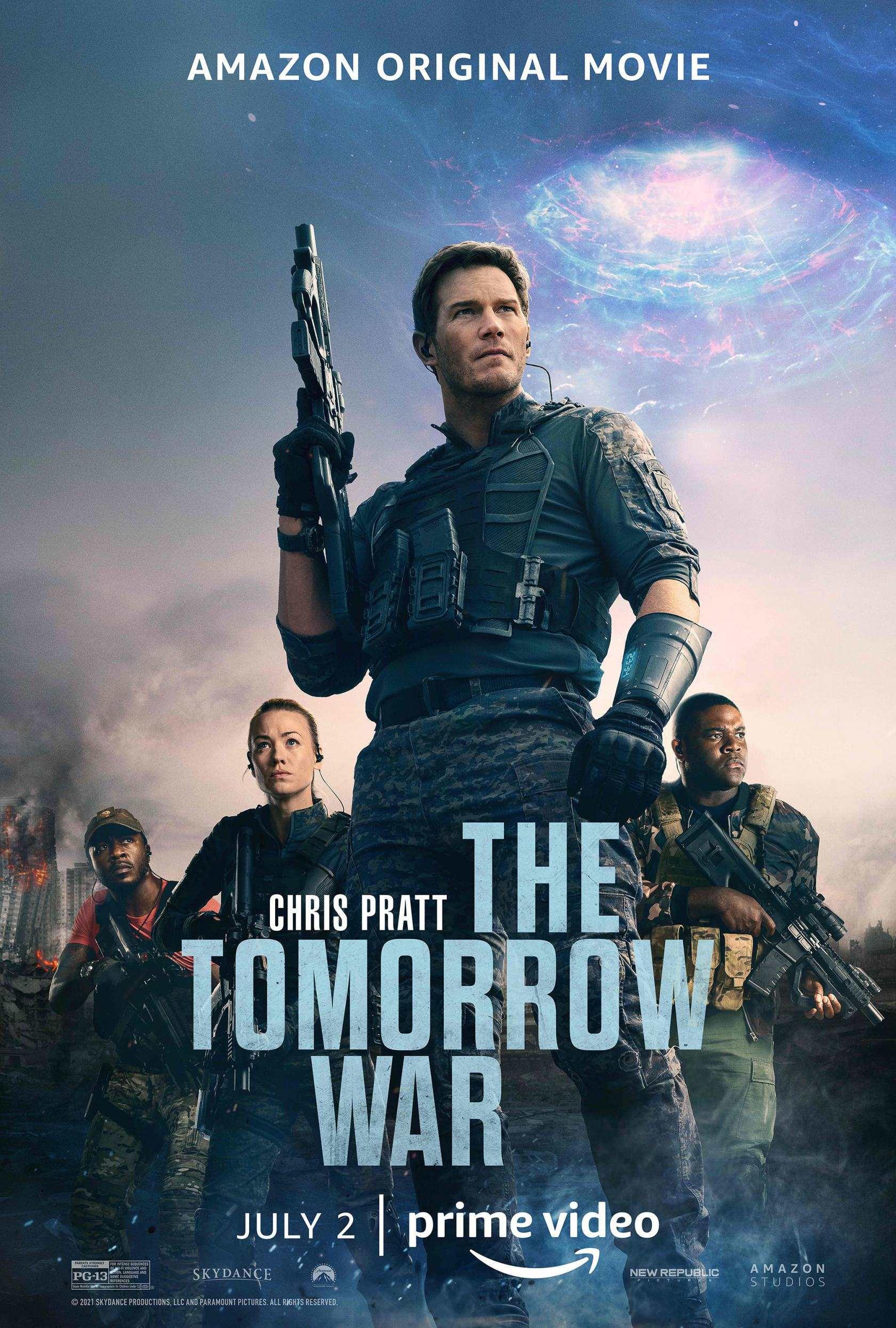 The Tomorrow War Poster #1