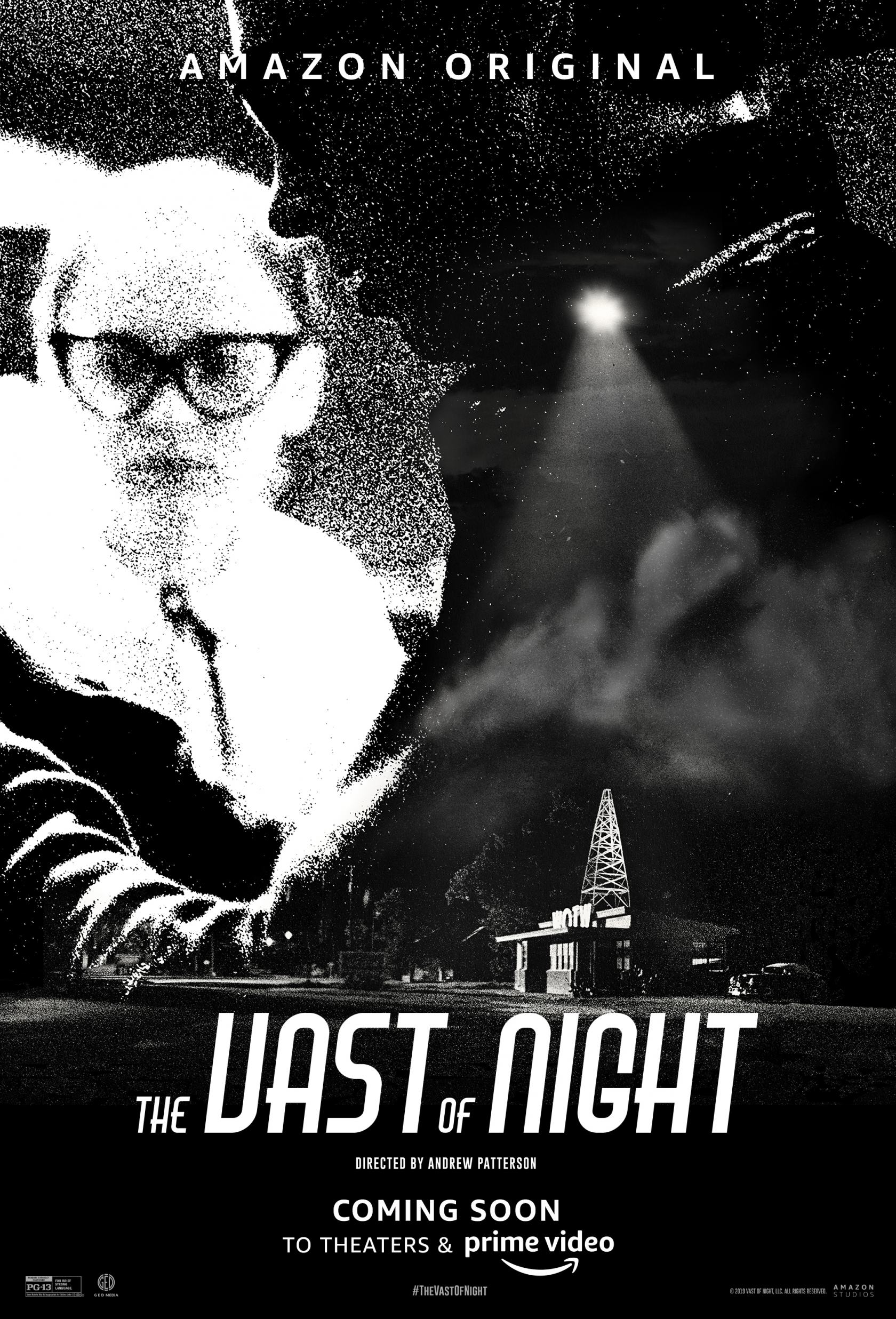 The Vast of Night Poster #1
