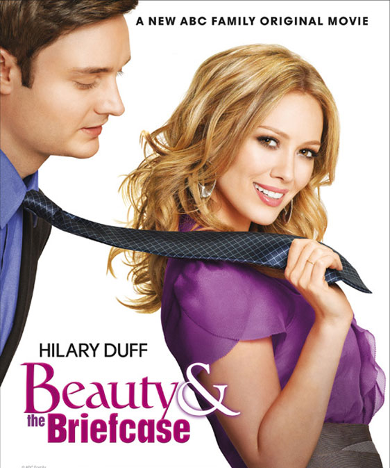 Beauty & the Briefcase Poster #1