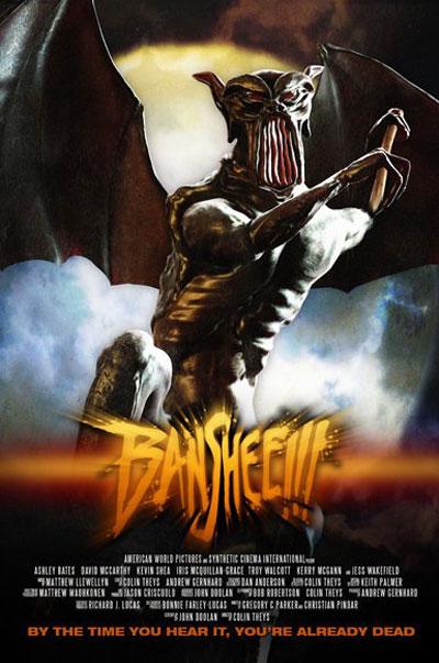 Banshee!!! Poster #2