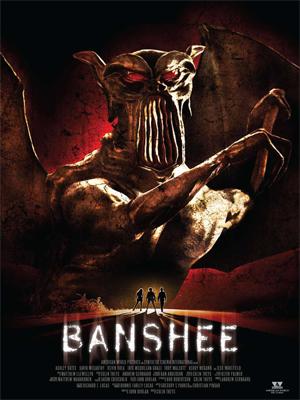 Banshee!!! Poster #1