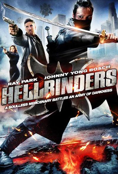 Hellbinders Poster #1