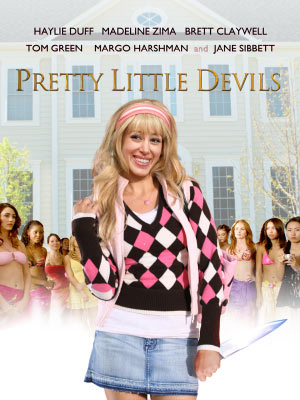 Pretty Little Devils Poster #1