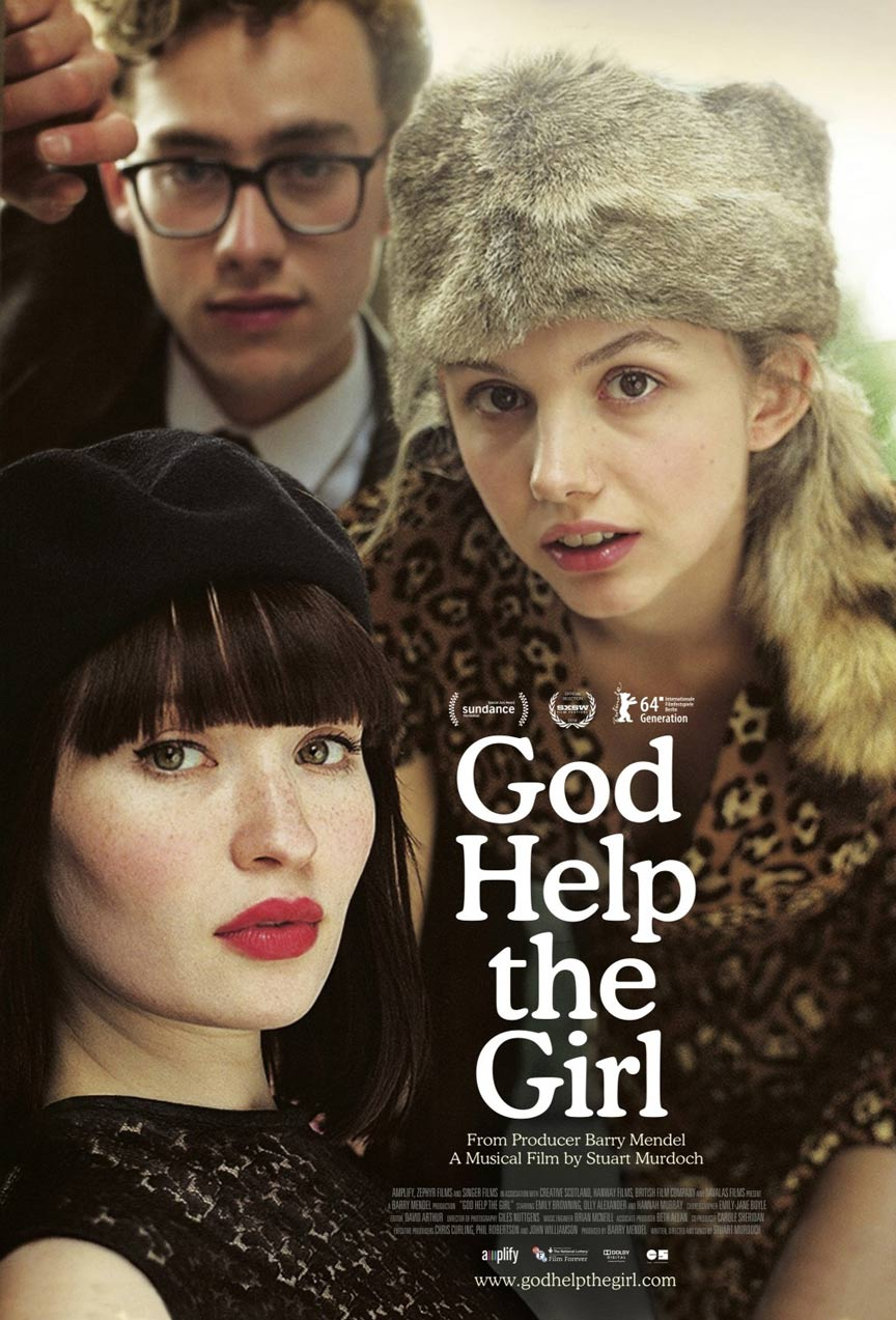 God Help the Girl Poster #1