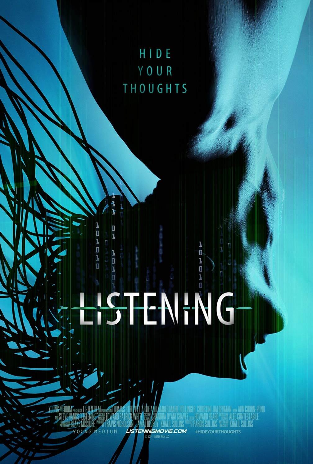 Listening Poster #3