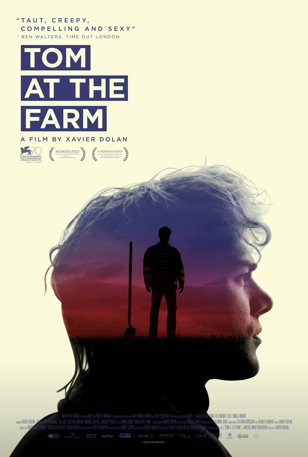 Tom at the Farm Poster #1