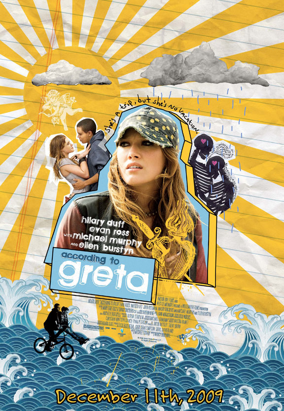 According to Greta Poster #2