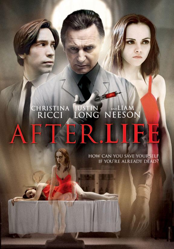 Risultati immagini per after life poster neeson