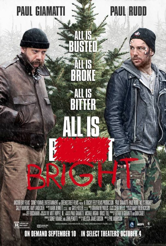 All Is Bright Poster #1