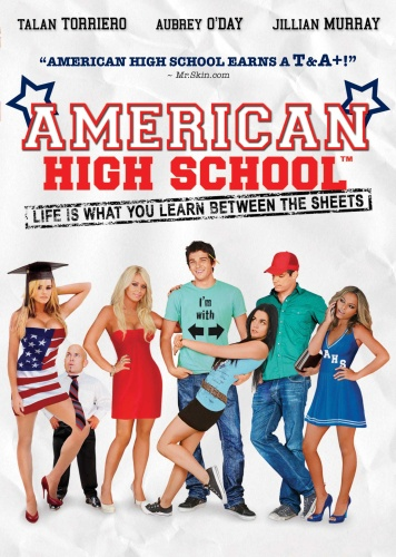 American High School Poster #1