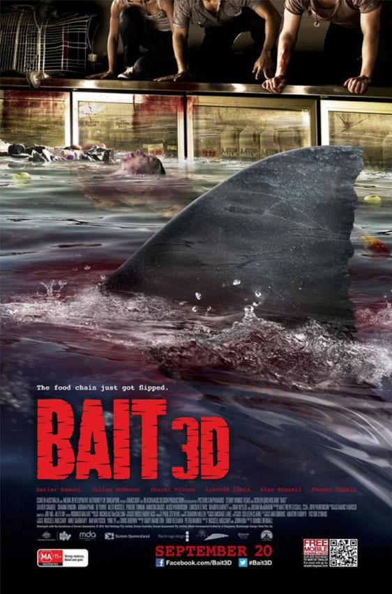 Bait 3D Poster #3