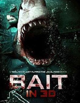 Bait 3D Poster #1