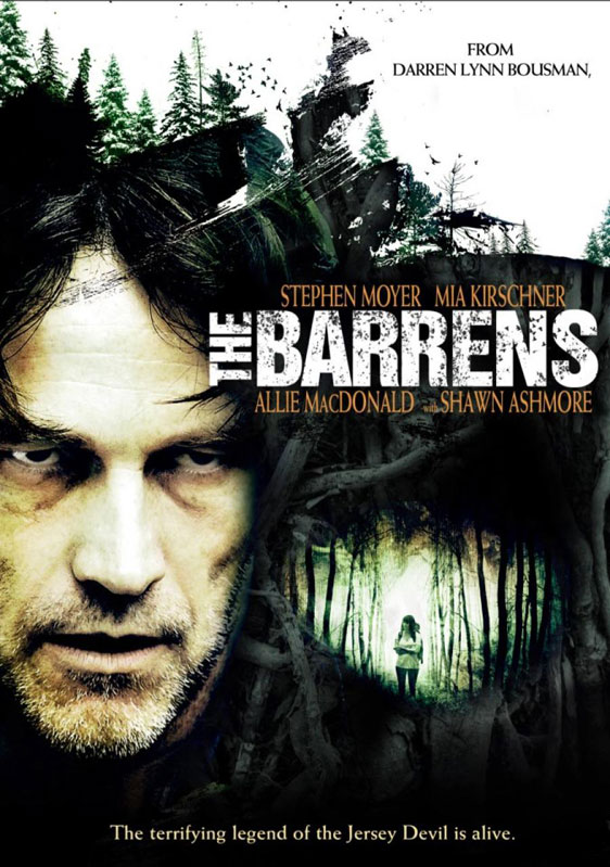 The Barrens Poster #1