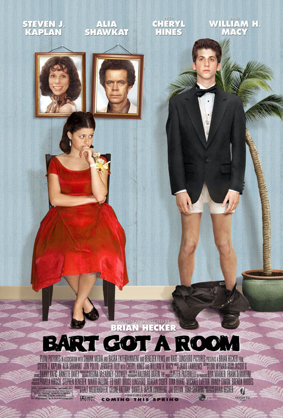Bart Got a Room Poster #1