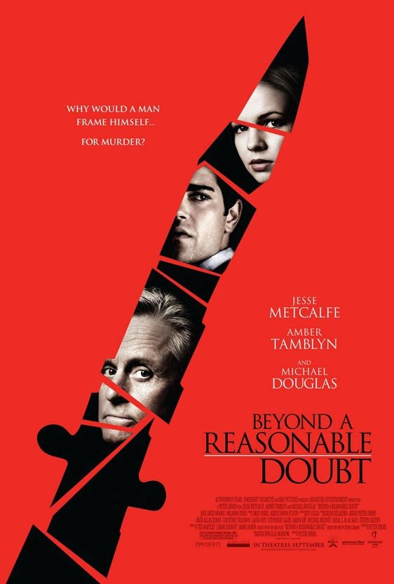 Beyond a Reasonable Doubt Poster #1