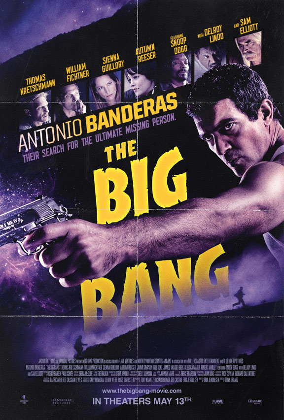 The Big Bang Poster #1