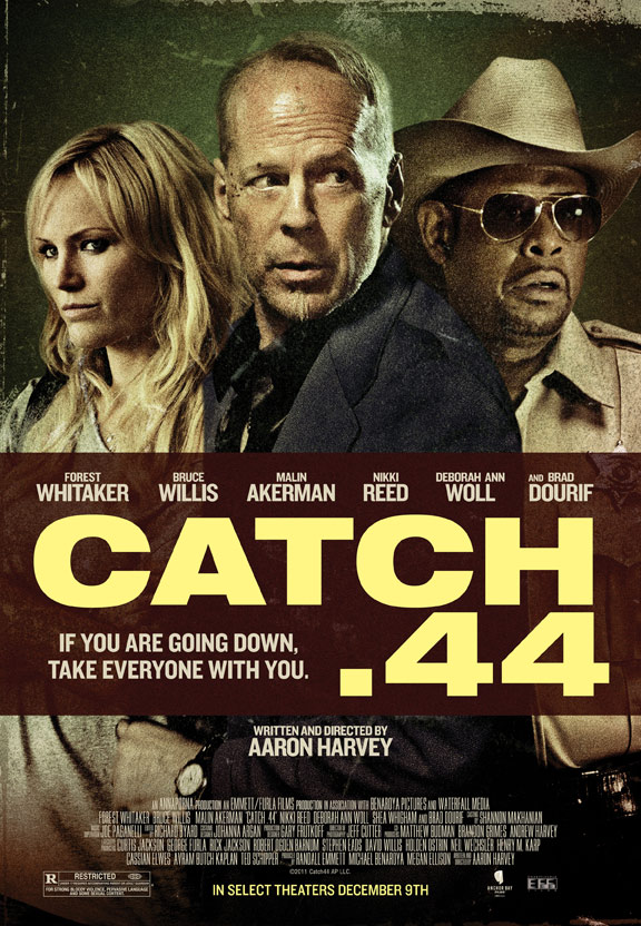 Catch .44 Poster #1