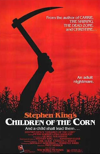 Children of the Corn Poster #1