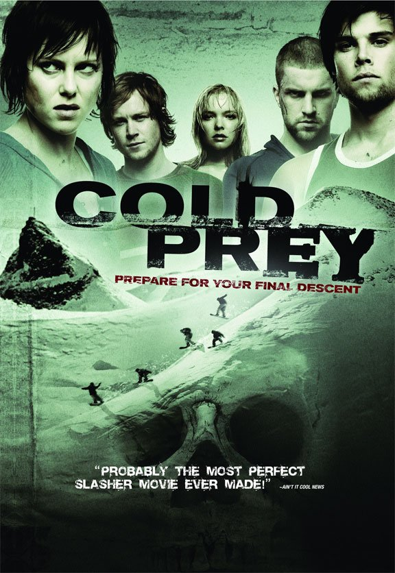 Cold Prey Poster #1