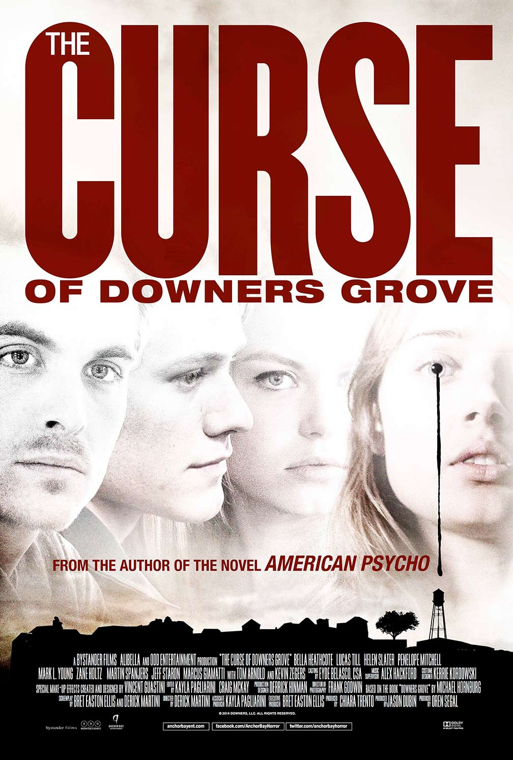 The Curse of Downers Grove Poster #1