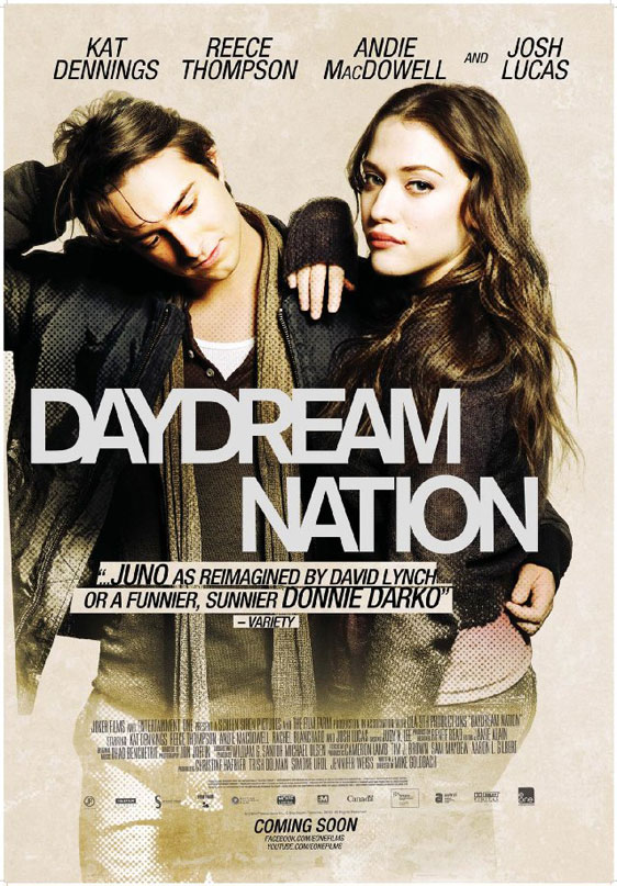 Daydream Nation Poster #1