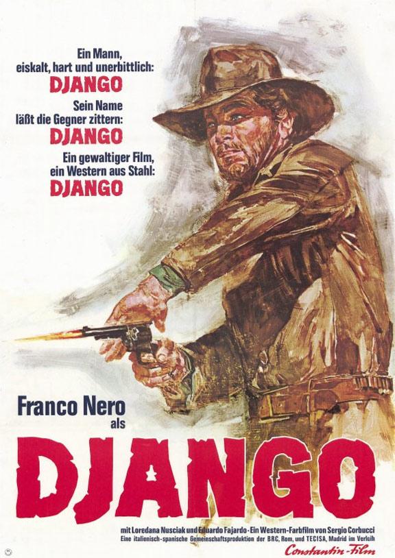 Django Poster #1