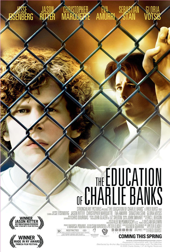 The Education of Charlie Banks Poster #1