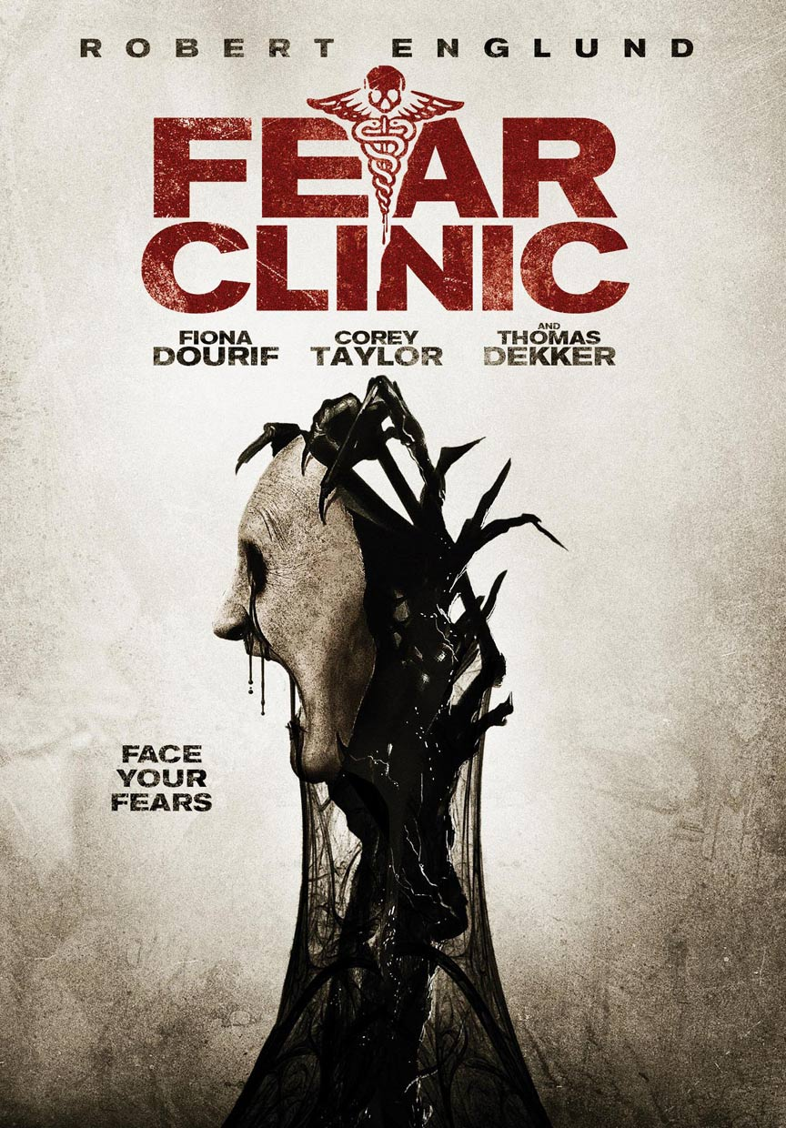 Fear Clinic Poster #1
