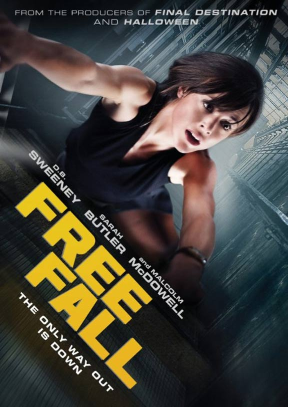 Free Fall Poster #1
