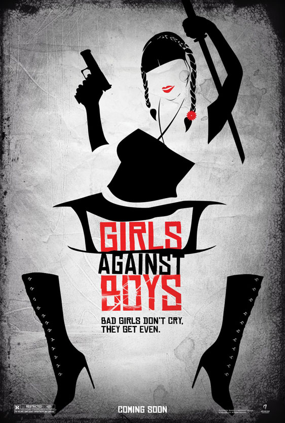Girls Against Boys Poster #2