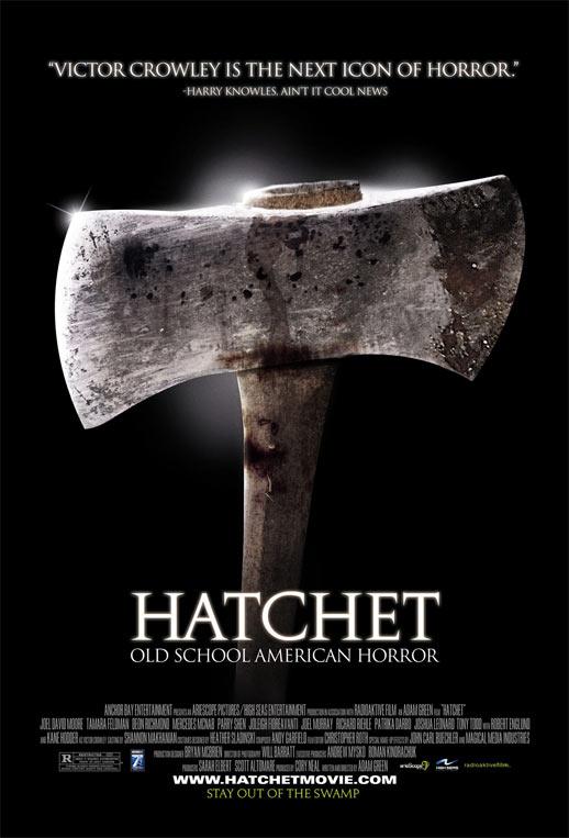 Hatchet Poster #1